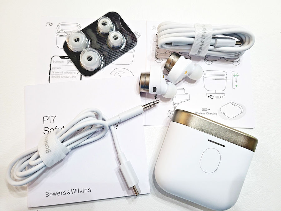Bowers & Wilkins PI7 Kit