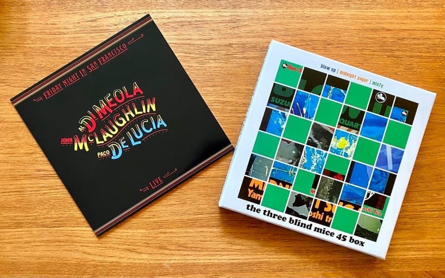 Impex Vinyl Albums