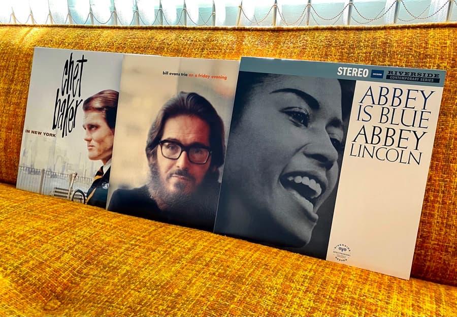 Craft Recordings Vinyl Reissues