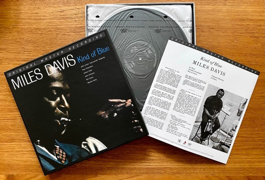 Kind of Blue Original Reference Recordings