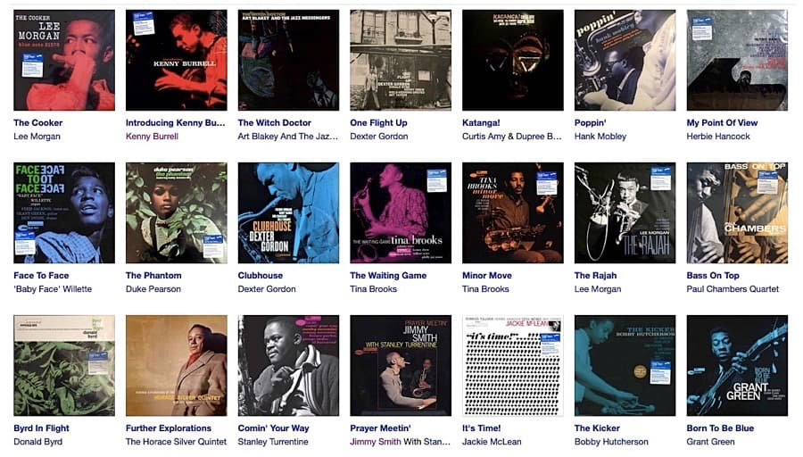 Vinyl Collection on Discogs