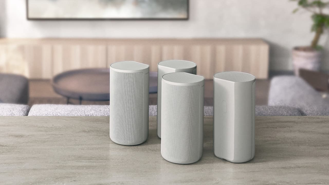 Sony HT-A9 Home Theater Speaker System