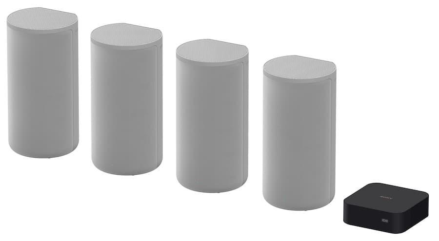 Sony HT-A9 Four Speaker Surround Sound System