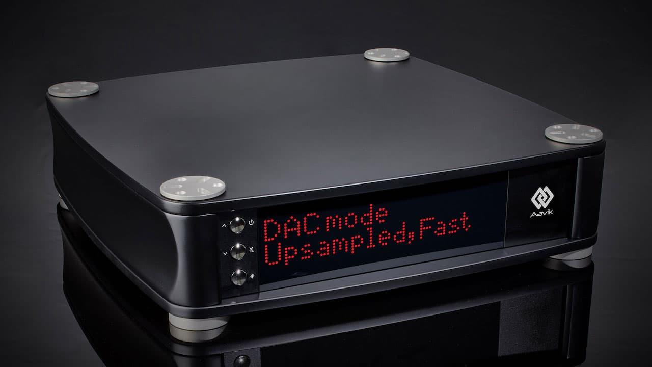 Aavik Acoustics D-180 DAC