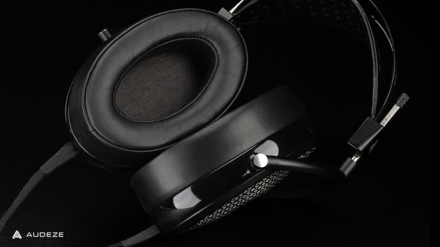 Audeze CRBN Electrostatic Headphones Earcup