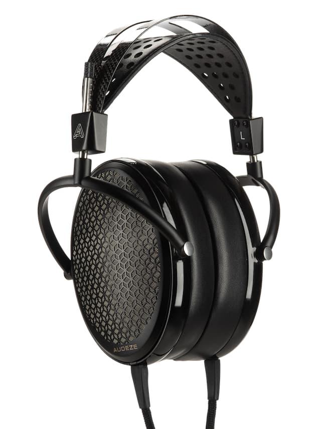 Audeze CRBN Electrostatic Headphones Angle