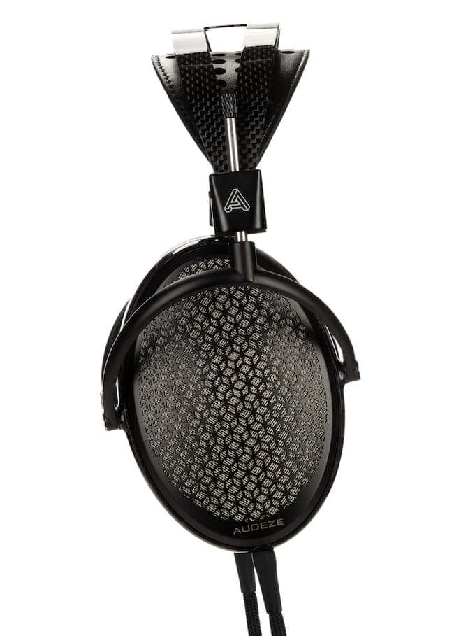 Audeze CRBN Electrostatic Headphones Side