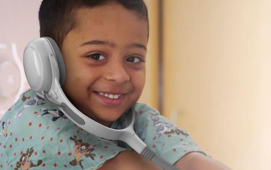 Audeze CRBN Headphones for Medical Pediatrics