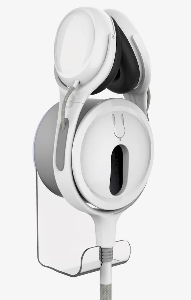 Audeze CRBN Headphones for Medical Rest