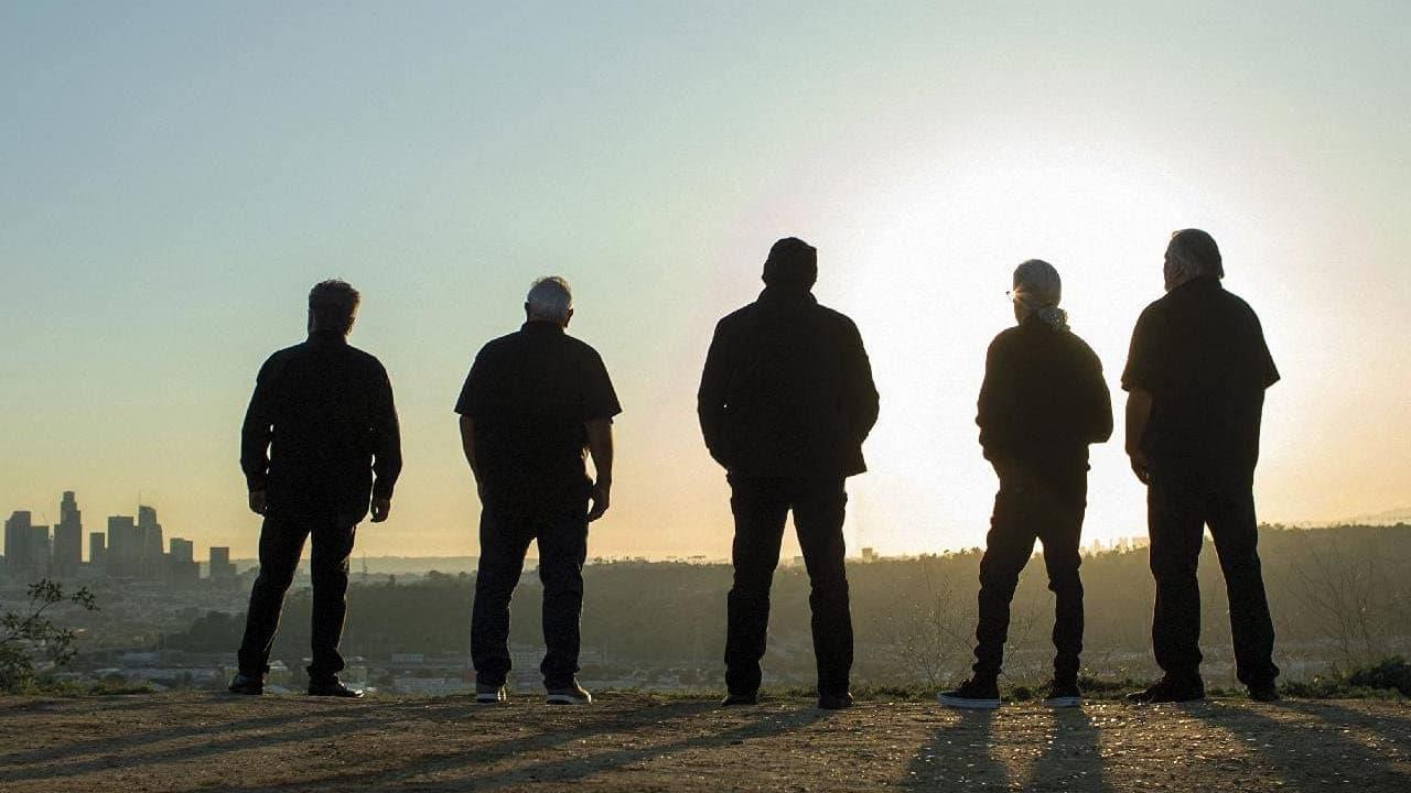 Los Lobos Native Sons Album Cover Crop