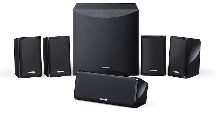 Yamaha YHT-5960U Speaker System
