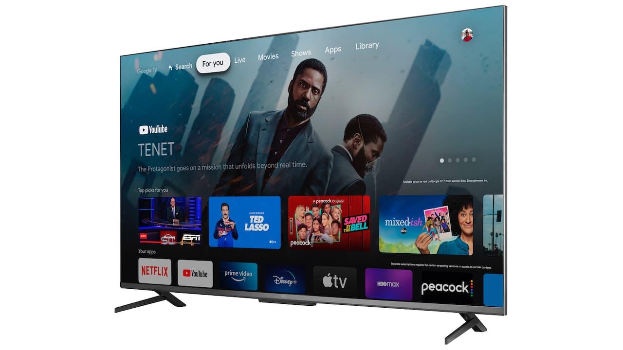 TCL 65R646 Google TV