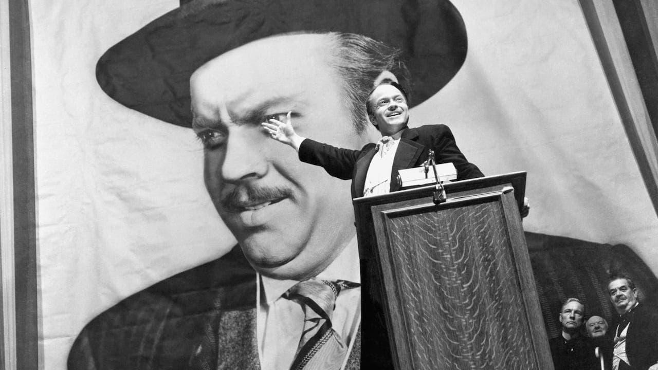 Citizen Kane 4K Criterion Collection Movie