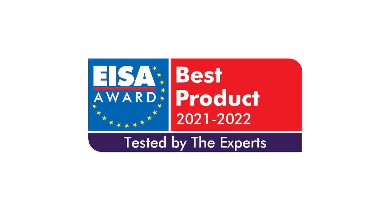 EISA Award Logo Best Product 2021-2022