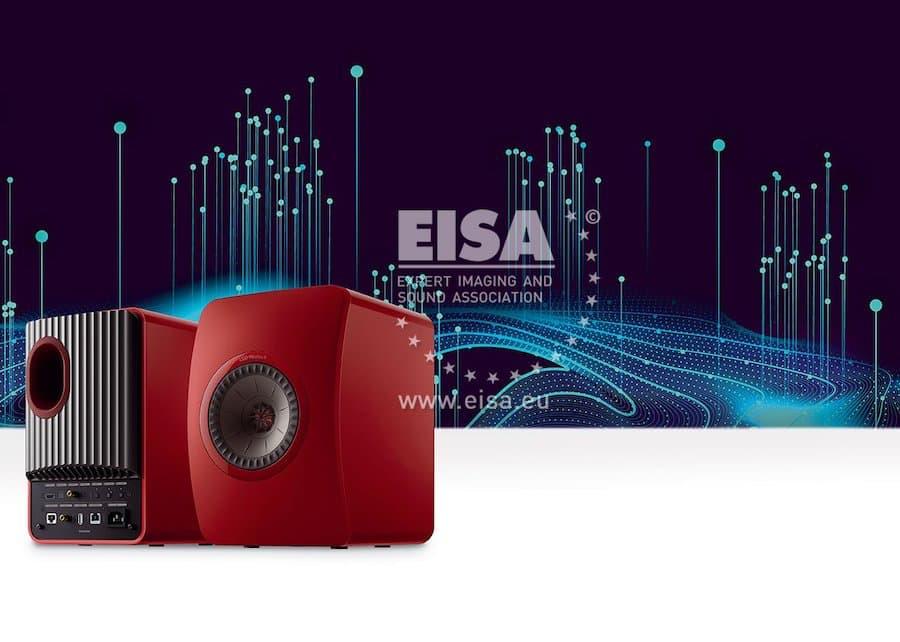 KEF LS50 Wireless II Active Bookshelf Speakers