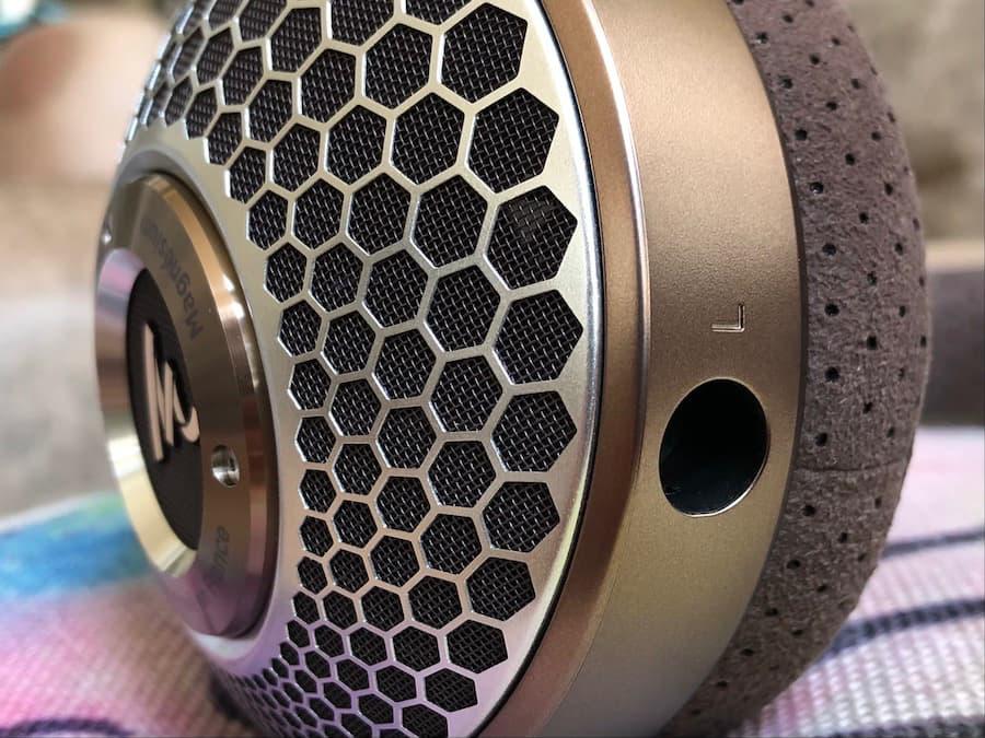 Focal Clear Mg Open-Back Headphones Socket