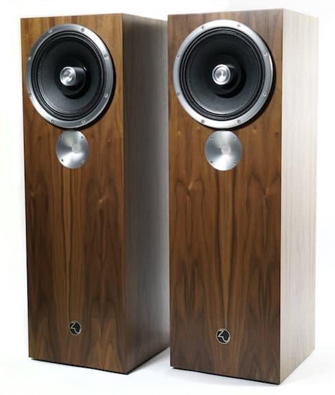 Zu Omen MK.II Loudspeakers in American Walnut