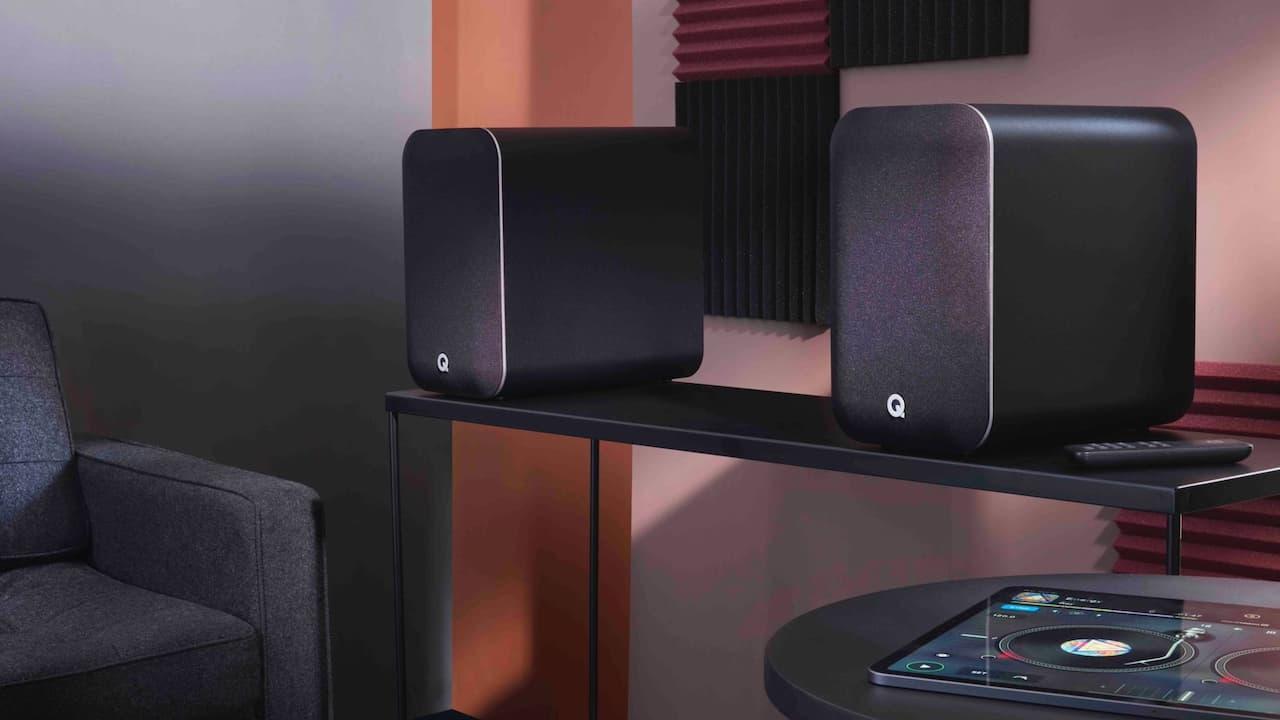 Q Acoustics M20 HD Wireless Bookshelf Speakers