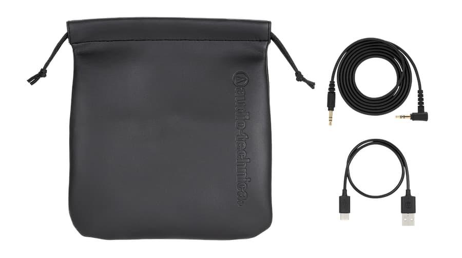 Audio-Technica ATH-M50xBT2 Wireless Over-Ear Headphones Accessories