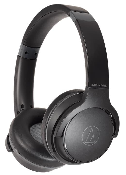 Audio-Technica ATH-S220BT Wireless On-Ear Headphones Black