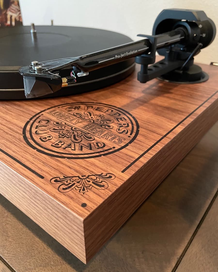 Pro-Ject 2Xperience SB Sgt. Pepper Limited Edition Turntable Tonearm