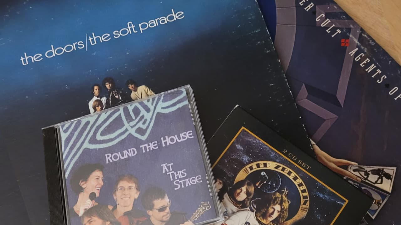 Records vs. CDs