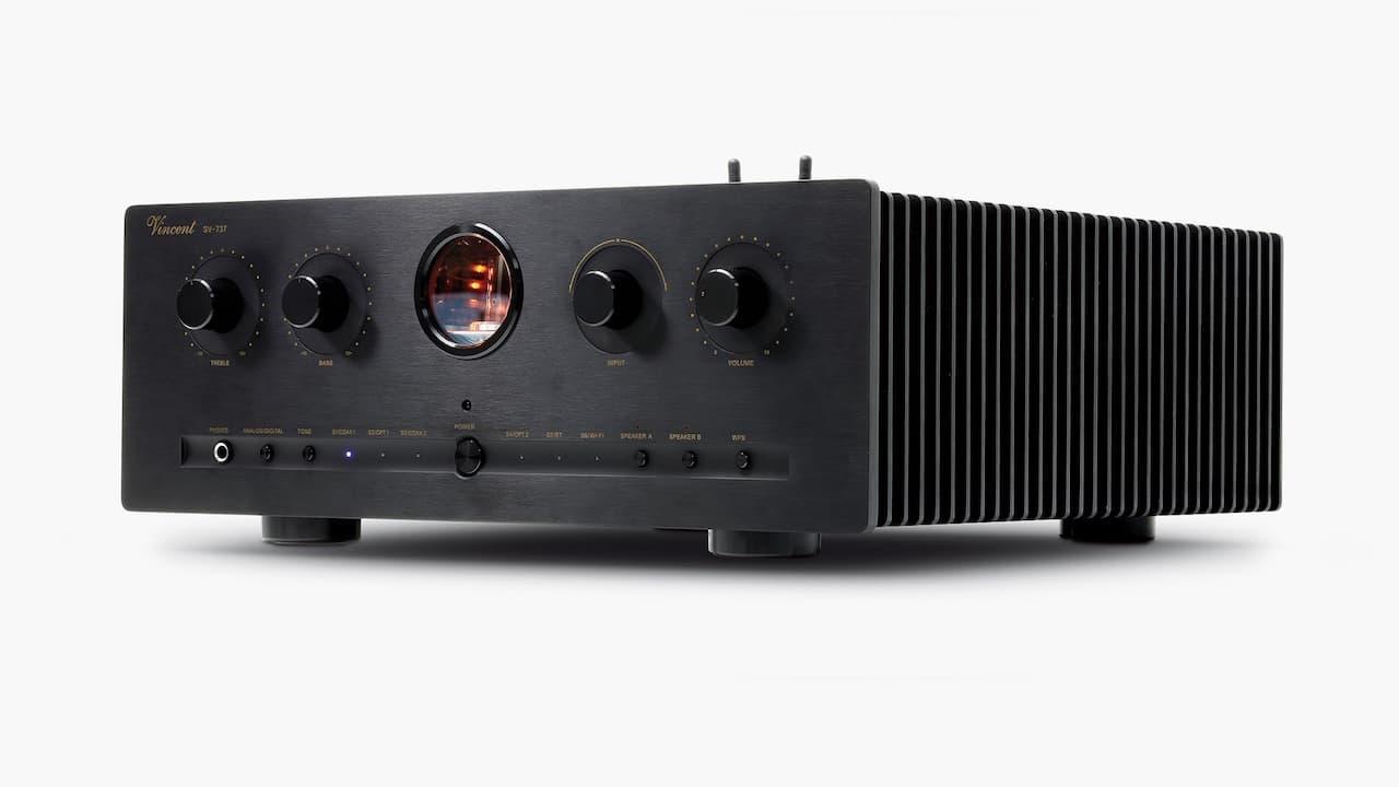 Vincent Audio SV-737 Hybrid Integrated Amplifier