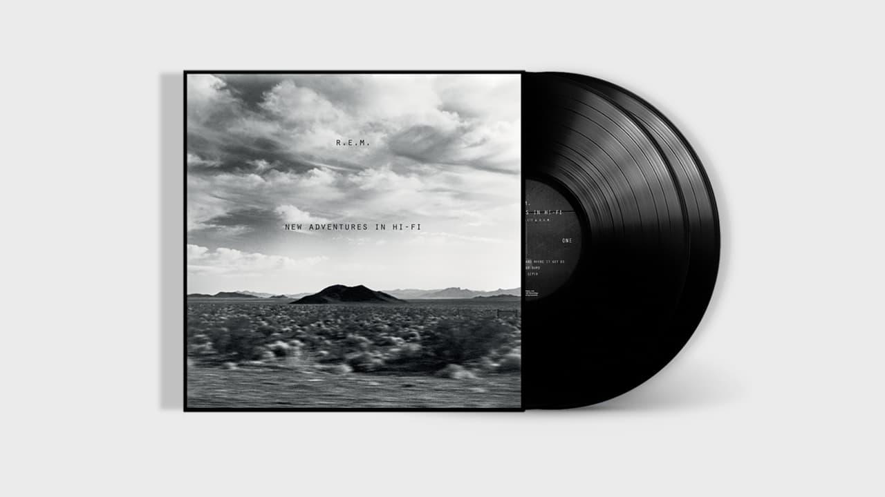 R.E.M. New Adventures In Hi-Fi 25th Anniversary Album Reissue
