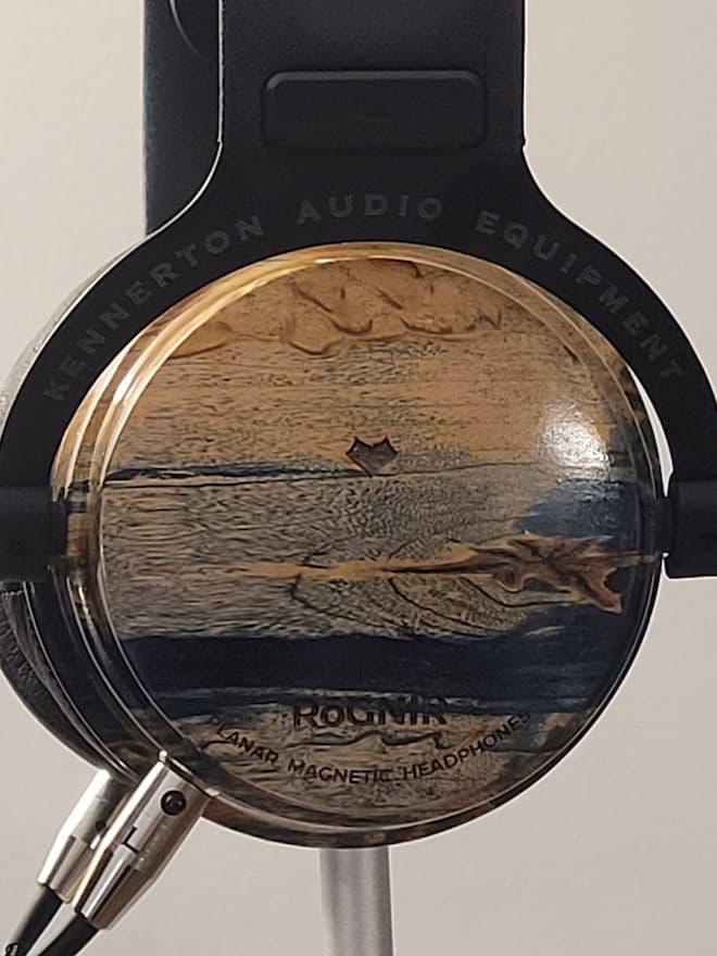 Kennerton Rognir Headphones Left Ear Cup