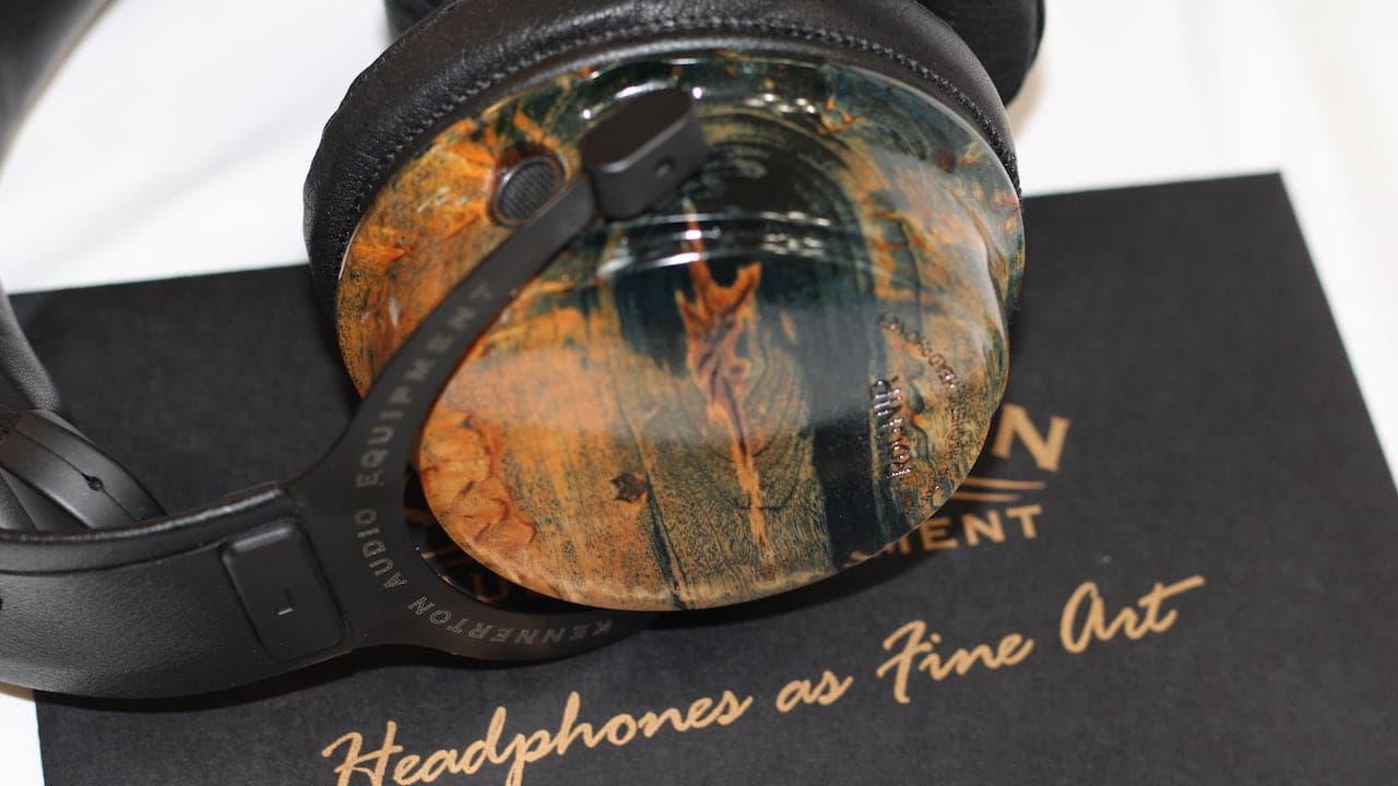 Kennerton Rognir Headphones as Fine Art