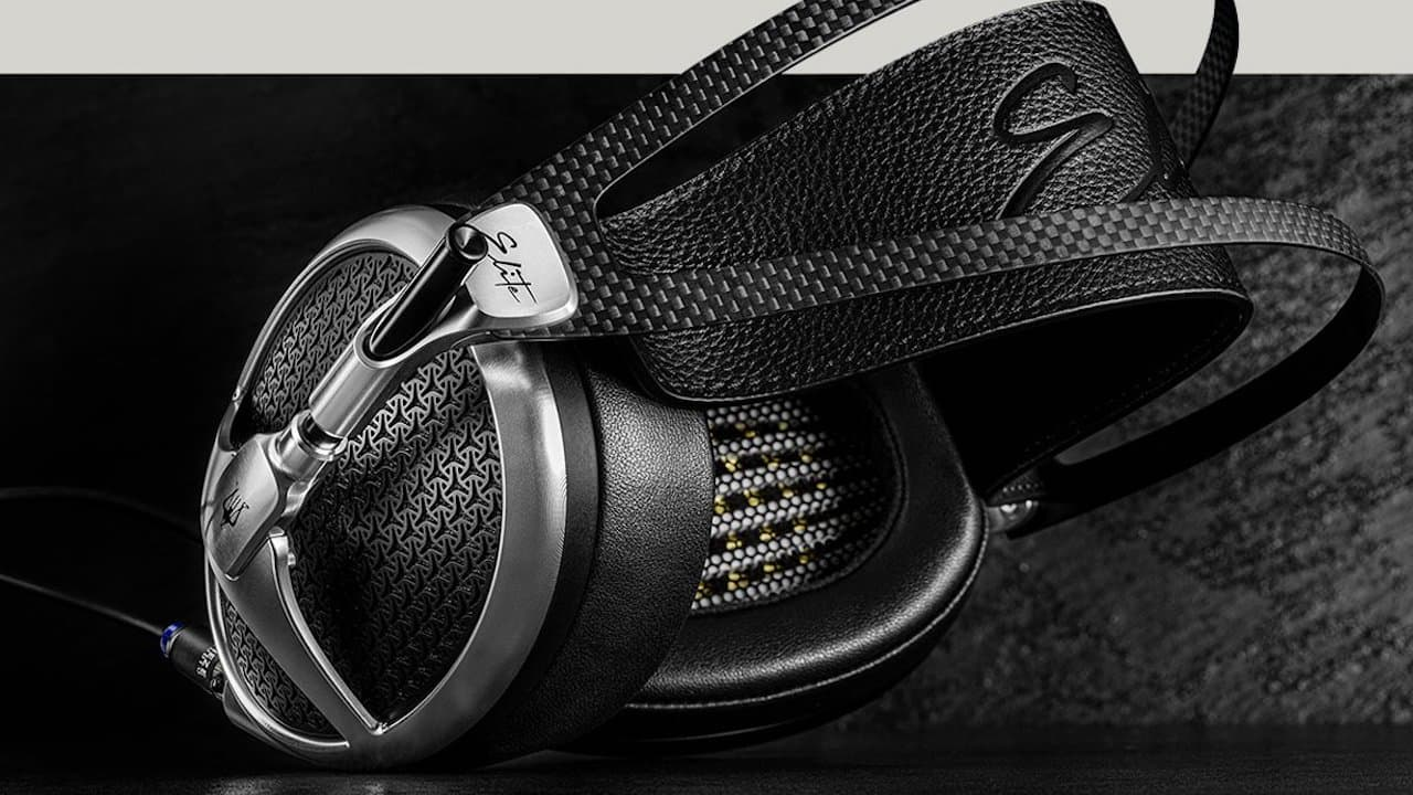 Meze Audio Elite Flagship Planar Magnetic Headphones 2021