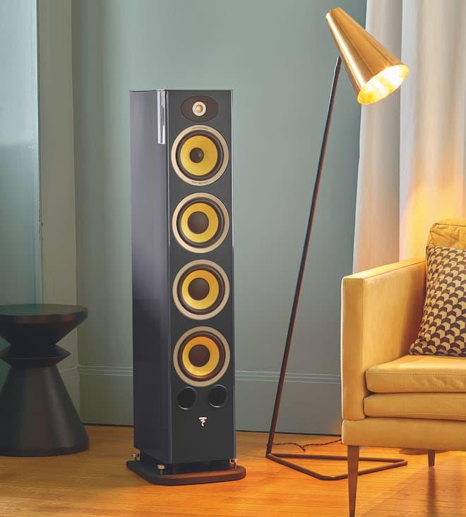 Focal Aria K2 936 Loudspeaker in Ash Grey