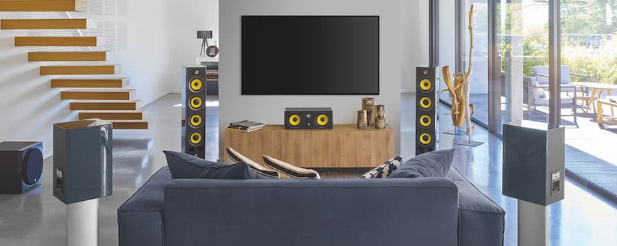 Focal Aria K2 Home Theater Speaker System