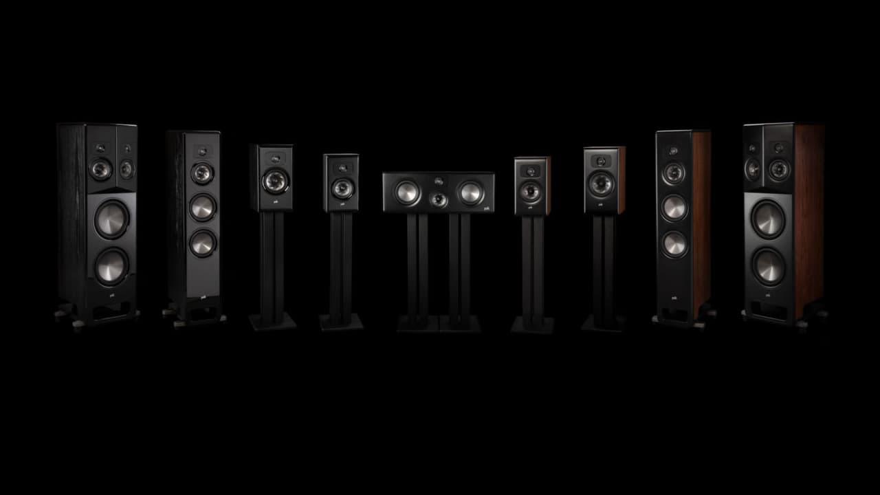 Polk Audio Legend Series Loudspeakers