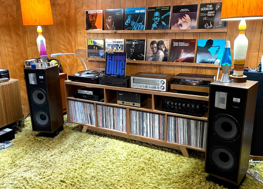 Dueling Denon and Dual Turntables