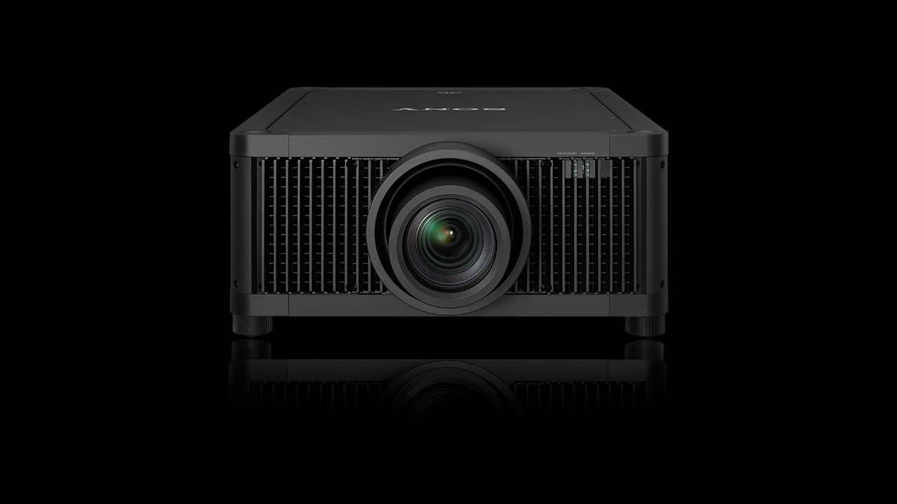 Sony VPL-GTZ380 4K Laser Projector Front