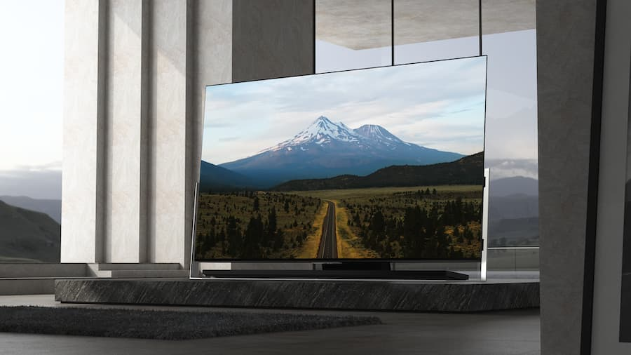 TCL X925PRO 85-inch OD Zero mini-LED 8K TV Lifestyle