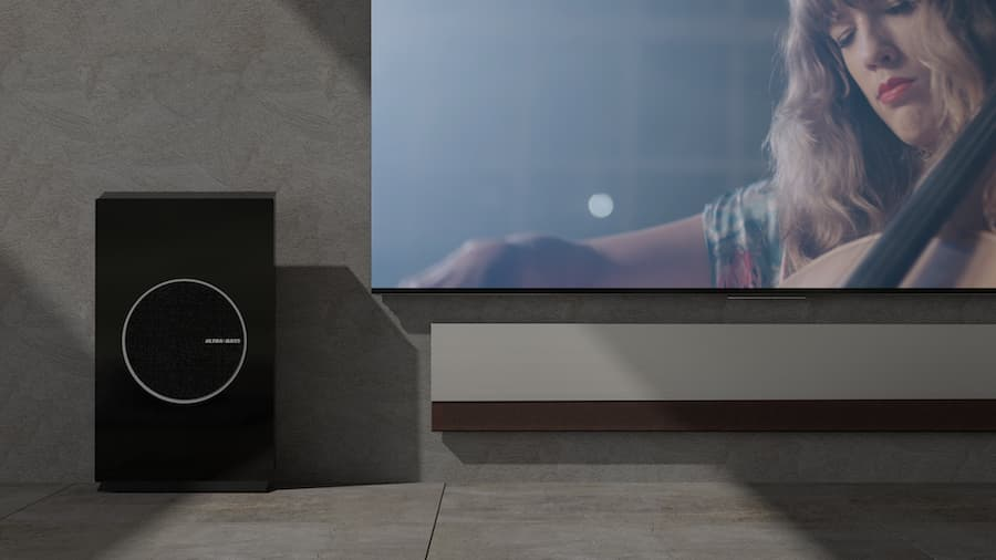TCL X925PRO 8K TV with Onkyo Soundbar and Bass Subwoofer