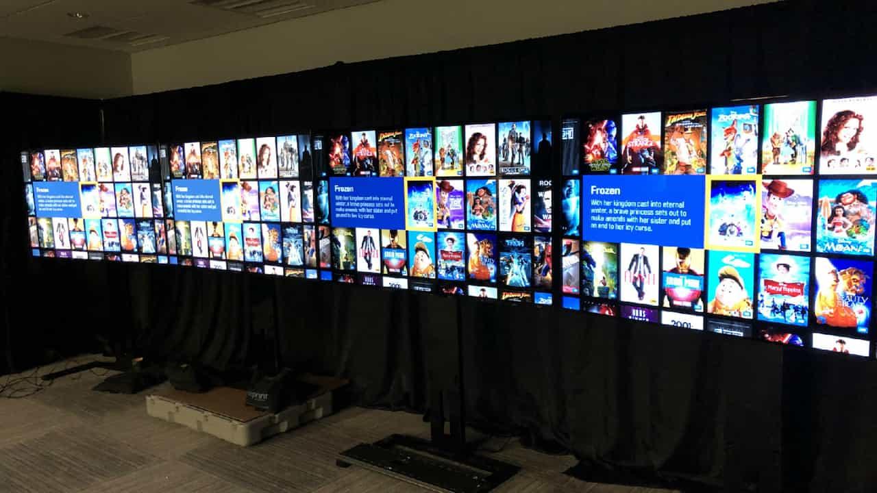 Value Electronics TV Shootout