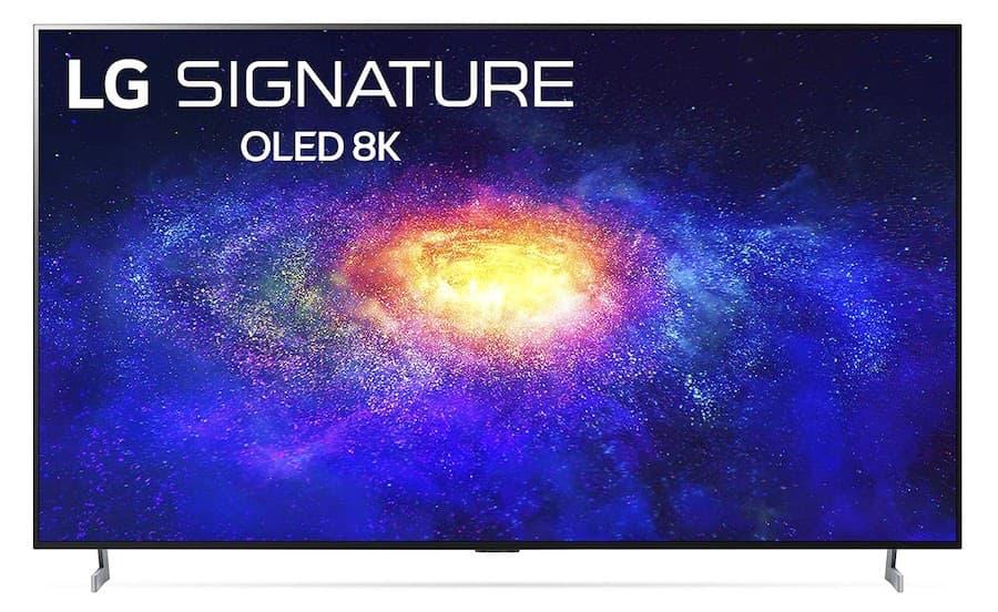 LG Signature ZX OLED 8K TV – 2021 Value Electronics King of 8K TV