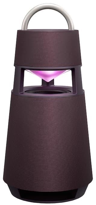 LG XBOOM 360 Wireless Speaker with Magenta Mood Light