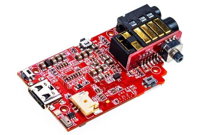 iFi Go Blu Portable DAC Headphone Amplifier Circuit Board