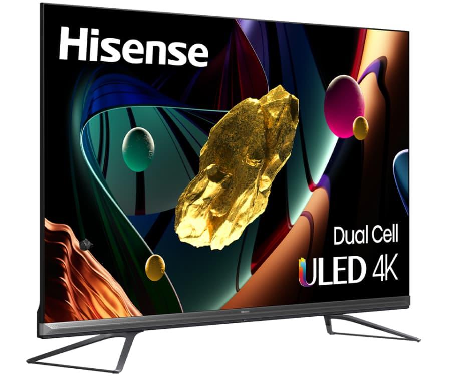 Hisense 75U9DG Dual Cell 4K Android TV