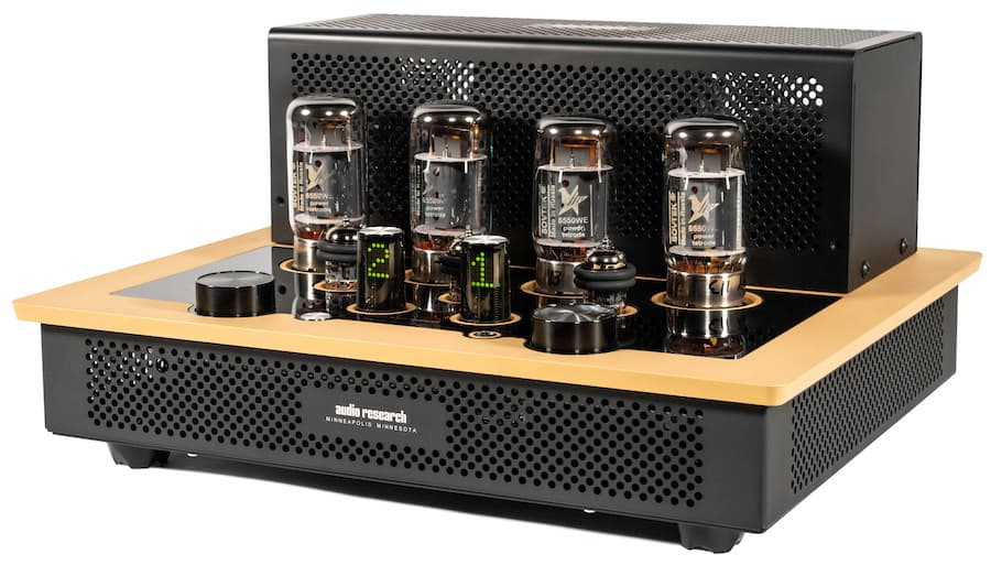 Audio Research I/50 Integrated Amplifier Gold