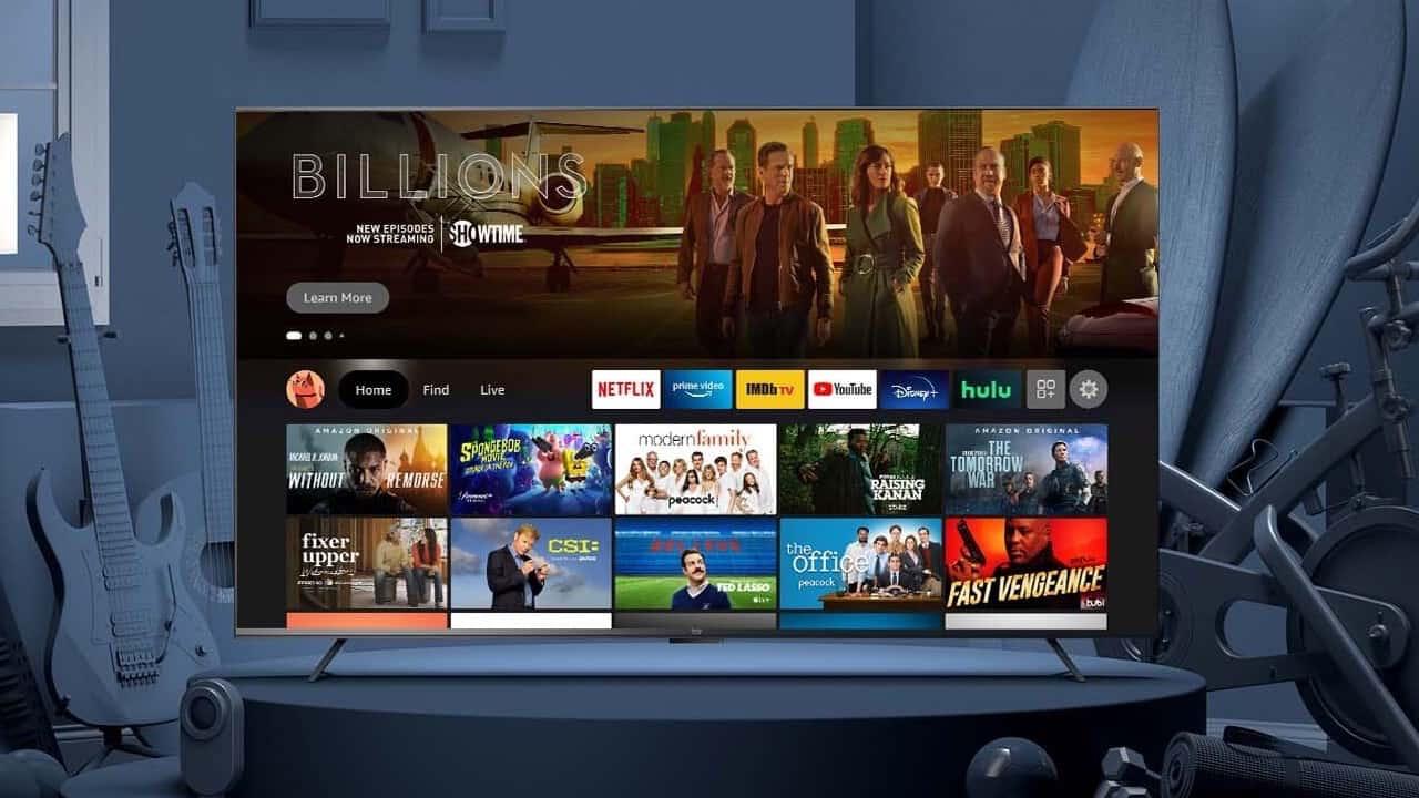 Amazon Omni Series 4K Fire TV Lifestyle
