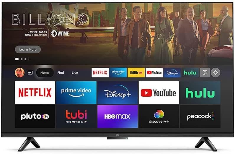 Amazon Omni Series 4K Fire TV 43-inch, 50-inch and 55-inch