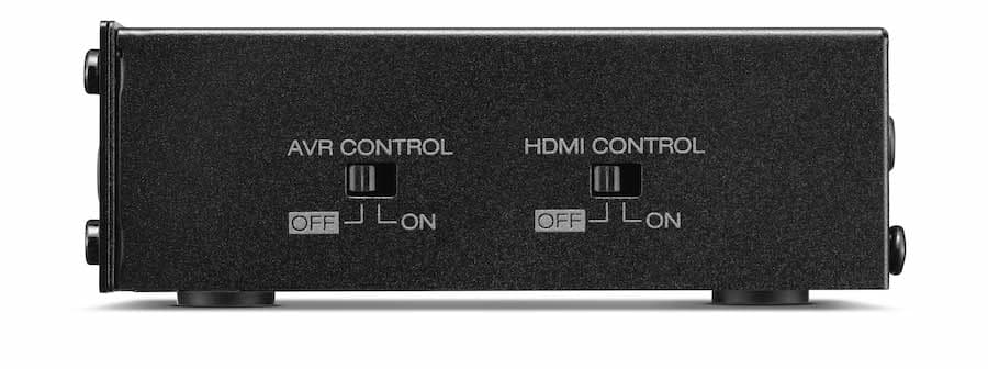 Denon AVS-3 HDMI Switcher Side