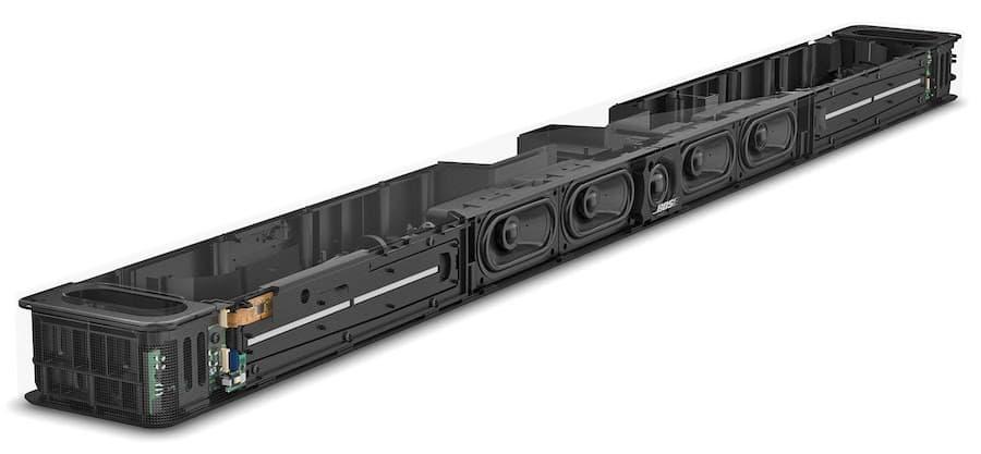 Bose Smart Soundbar 900 Internal View