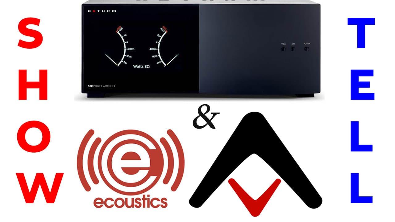 Audioholics ecoustics YouTube Live