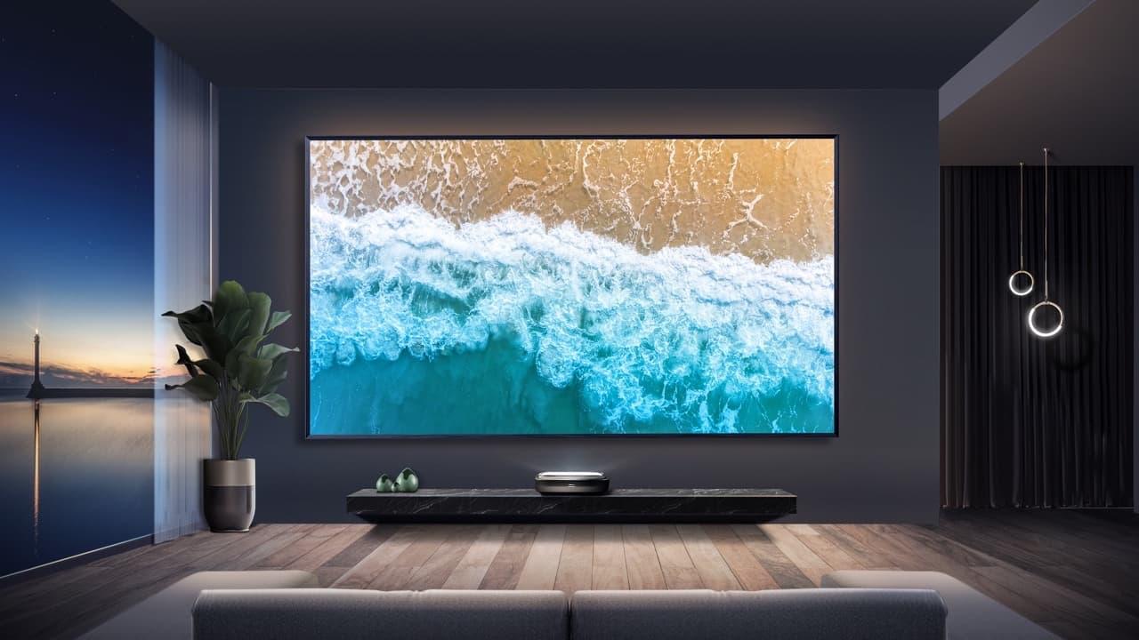 Hisense L9G TriChroma Laser TV